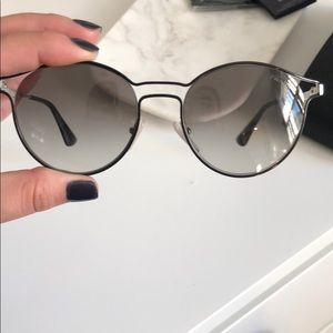 Prada Accessories - Prada Cinema Sunglasses